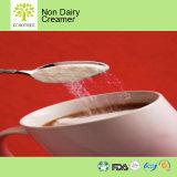 Crema no lácteos como blanqueador de café