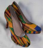 Tallone stampato africano del tessuto di nuovo stile alto (G-11)
