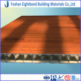 Панели стены строительных материалов покрытия PVDF алюминиевые