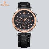 다이아몬드 빛난 스테인리스 남자 Wirst 시계 자동 크로노그래프 Watch72157