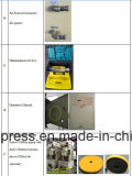машина давления силы инвертора частоты перепада 160ton с давлением муфты Ompi, моторами Тайвань Teco, штемпелевать клапана Taco