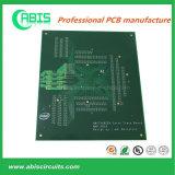 Placa de circuito impresso verde do PWB da tinta