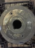 高精度は沢山の機械装置のための車輪ギヤを送信する