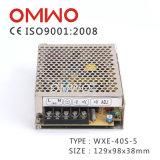 bloc d'alimentation Wxe-40s-5 SMPS/Sps/PSU de la commutation 40W