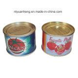 Fornecedor superior da pasta de tomate do molho do tomate de Halal