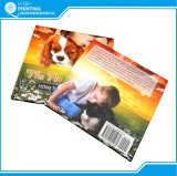 ハードカバーおよびペーパーバックの児童図書の印刷