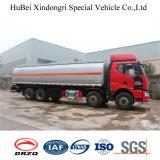 28cbm FAWのユーロ4の燃料タンクのトラック