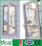 Het Venster van de Draai van de Schuine stand van het aluminium/van het Aluminium met Aangemaakt Glas As2047 (PNOC0121TTW)