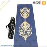 De UV Afgedrukte Douane van de Matten van de Yoga van de Yoga van de Douane Mooie die met de Zak van de Yoga wordt afgedrukt