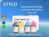 Uso de la tinta del repuesio Hc5500 en la máquina de Riso