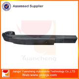 flaches Stahlblattfederder aufhebung-51CRV4 für Asien-Markt