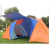 اثنان غرفة نوم خارجيّ يخيّم مزدوجة صامد للمطر [ديسستر رليف] خيمة