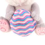 Coelho colorido feito sob encomenda por atacado dos ovos do coelho de Easter do luxuoso