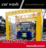 Equipamento automático da máquina da lavagem do barramento de 5 escovas com certificações do Ce