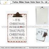 크리스마스 선물 아이디어를 위한 금속 오림판