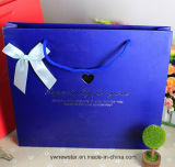 Подгонянная высоким качеством сумка бумаги подарка