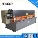 Machine de tonte hydraulique en aluminium du découpage de feuille QC12y-4X2500