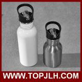 Бутылка воды спорта нержавеющей стали печатание давления жары