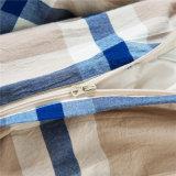 O fundamento personalizado do algodão ajusta a rainha para lotes grandes