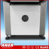 Sistema de inspeção de raios-X para correio, bagagem, bolsas de bagagem, scanner de mão