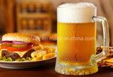 cuvette en verre de bière 300ml avec le traitement