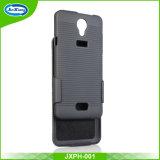 製造業者のHaier L52のための卸し売りプラスチック電話カバー