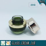choc en verre coloré par 20g pour Eyecream