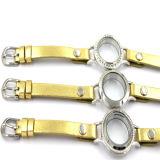 Schmucksache-Edelstahl-Uhrhängendes Locket-Armband