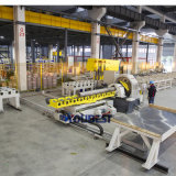 Cnc-Kohlenstoffstahl-Rohrende-Schrägflächen-Maschine