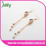 Boucles d'oreille bon marché de type de boucles d'oreille de lame neuve de femmes fabriquées en Chine