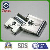 (주문을 받아서 만들어지는) 알루미늄 금관 악기 스테인리스를 가진 정밀도 CNC 기계로 가공 부속