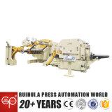 自動金属油圧Uncoilerの導入は、まっすぐになる、送り装置(MAC4-1600F)