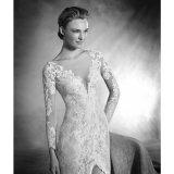 Выработать Вышивка бисером без бретелек платье Backless