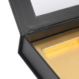 주문 PVC Windows 보석 또는 반지 또는 목걸이 또는 팔찌 또는 귀걸이 서류상 선물 상자