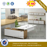 L Stärken-Büro-Schreibtisch der Form-Büro-Möbel-25mm (NS-ND083)