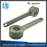 Sk 렌치 고품질 방위 렌치 자물쇠 장치