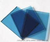 Vidro de flutuador azul de Ford para Windows e portas