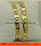 Wolframmagnet-Sorgfalt-Armband-Geliebt-Wolframarmband