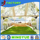 2017の普及したPVCファブリック透過高品質の耐火性の防水大きい庭の屋外のさまざまなタイプロマンチックな結婚式のテント