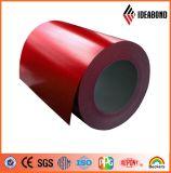 La couleur nanoe a enduit le matériau en aluminium de cuisine de bobine de bobine (AE-31A)