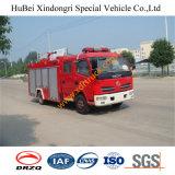 de Vrachtwagen Euro4 van de Brand van het Water van 2.5ton Dongfeng Dfa1080sj12D3