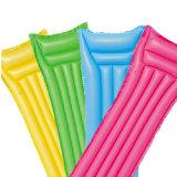 PVC de plage de produits de l'eau Airmattress gonflable pour le flotteur de syndicat de prix ferme