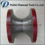 Колесо профиля профиля гранита каменным спеченное колесом для каменный молоть