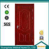 Porta da segurança da madeira contínua/aço inoxidável do metal