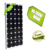 中国からの軽量80W太陽電池パネルの屋根