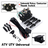 Relais-Kontaktgeber-Handkurbel-Wippenschalter-Daumen der Magnetspule-12V, der kombiniertes ATV UTV SUV verdrahtet