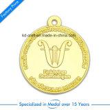 Оптовое медное медаль таможни поднятия тяжестей