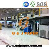 papier enduit de poids léger de largeur de 70GSM 528mm pour le livre/magasin