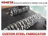 Изготовленный на заказ стальной магазин Китай частей точности Fabricator