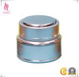 10g 20g 30g 50g 100g 피부 관리를 위한 새로운 창조적인 디자인 도매 알루미늄 장식용 단지